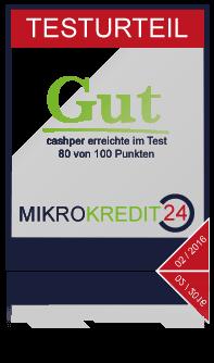 cashper Test
