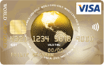 ICS Cards - Visa World Card Gold