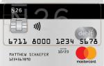 N26 - Kreditkarte