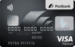 Postbank - Visa Card Platinum