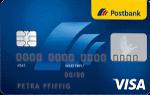 Postbank - Visa Card Prepaid