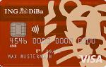ING-DiBa - VISA Card