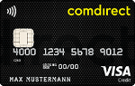 comdirect bank - Visa-Karte 1