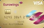 Barclaycard - Eurowings Kreditkarten Gold 1