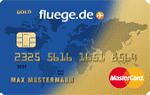 Advanzia Bank - fluege.de Mastercard GOLD 1