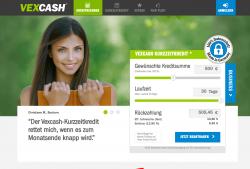Kreditantrag Vexcash