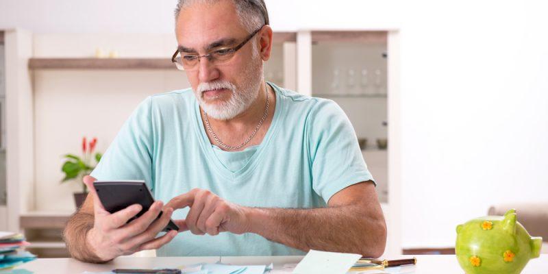 Kredite für Rentner